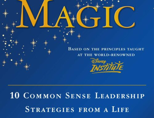 Are you creating magic in your nonprofit?