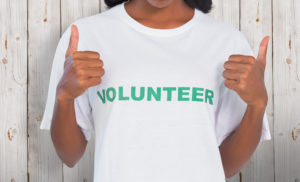 nonprofit volunteer