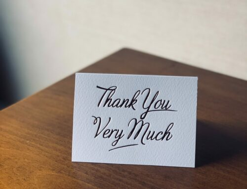 5 Things You Should Never Write in a Thank You Letter