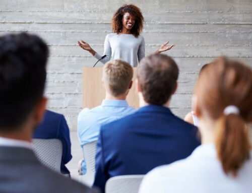 10 Tips for Rocking Your Nonprofit's Next Speaking Gig