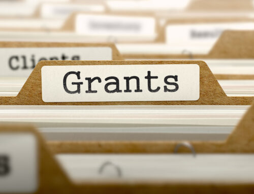 Foundation Funding: Patience and Perserverence to Get Grants