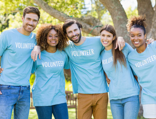 How to thank nonprofit volunteers during National Volunteer Week