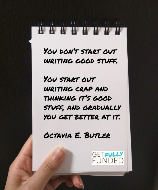 Master the skill of writing for fundraising with these tips - Get