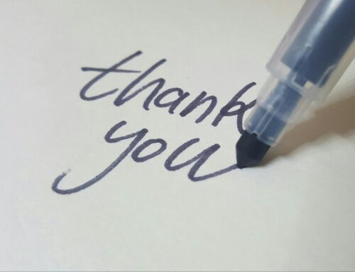 Ideas for Thanking Major Donors
