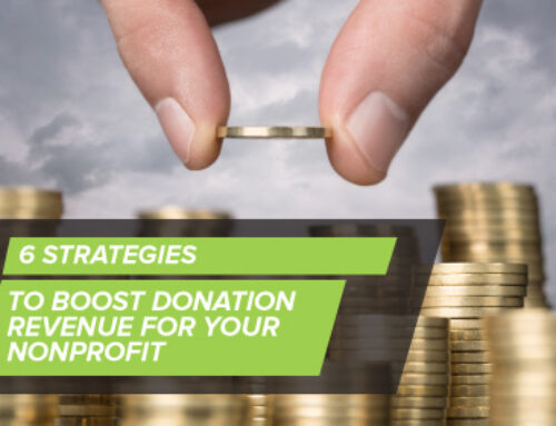 6 Strategies to Boost Donation Revenue for Your Nonprofit