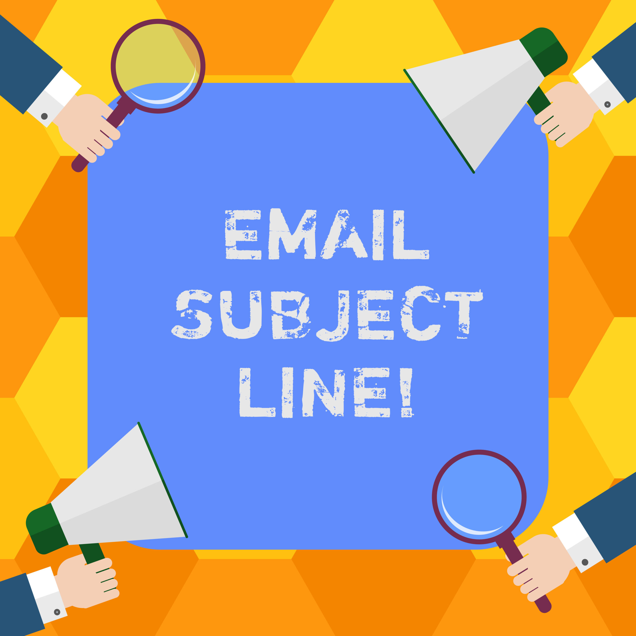 fundraising email subject line