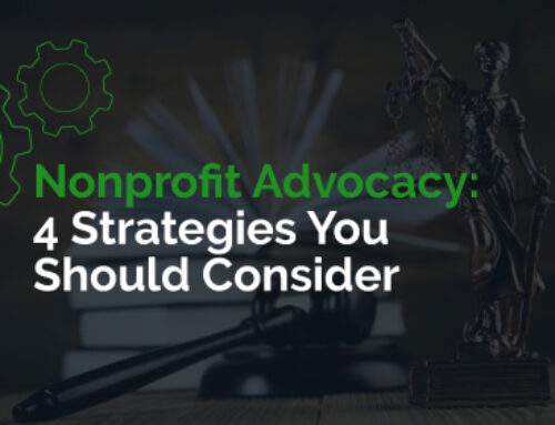 Nonprofit Advocacy: 4 Strategies You Should Consider